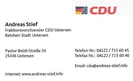 Andreas Stief